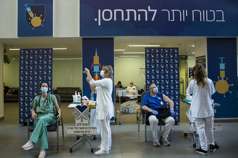 Israel announces third nationwide virus lockdown