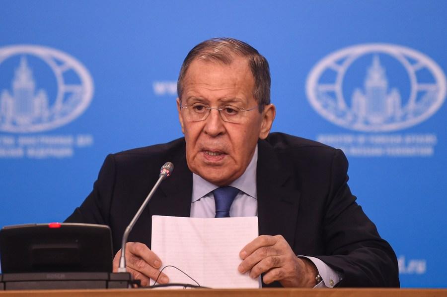 Russian FM vows retaliation for new US sanctions