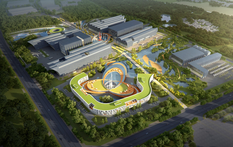 Hefei now home to major science and technology facilities