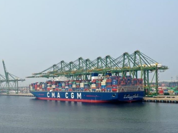 Tianjin Shipping Index up 1.44%