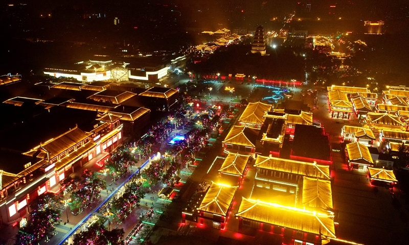 Big data indicates recovery in China's nighttime economy