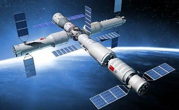 China to launch core module of space station in first half of 2021