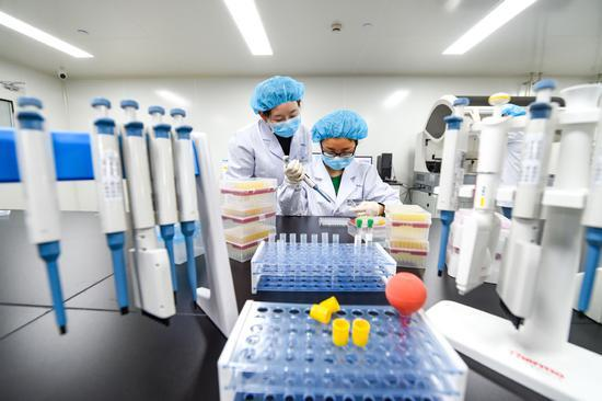 Nation plays lead role in bioresearch