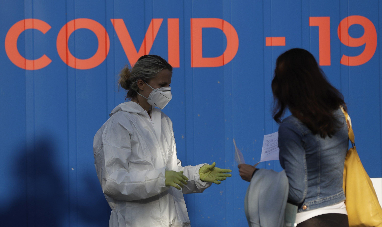 Coronavirus cases in Europe top 25 million: AFP tally