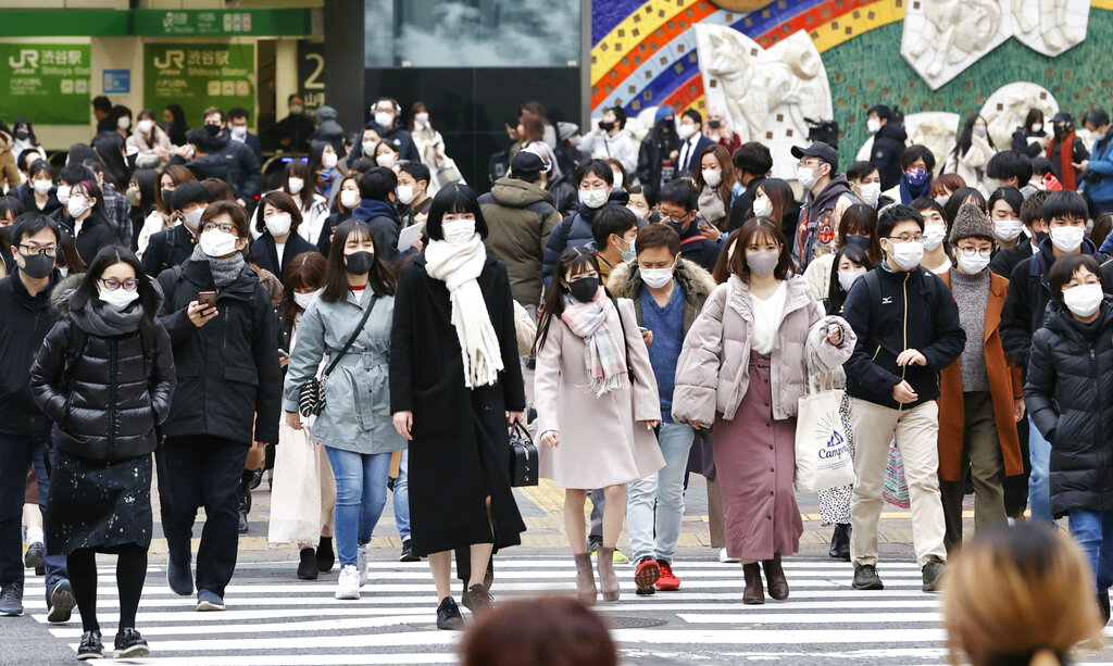 Five COVID-19 variant cases reported in Japan