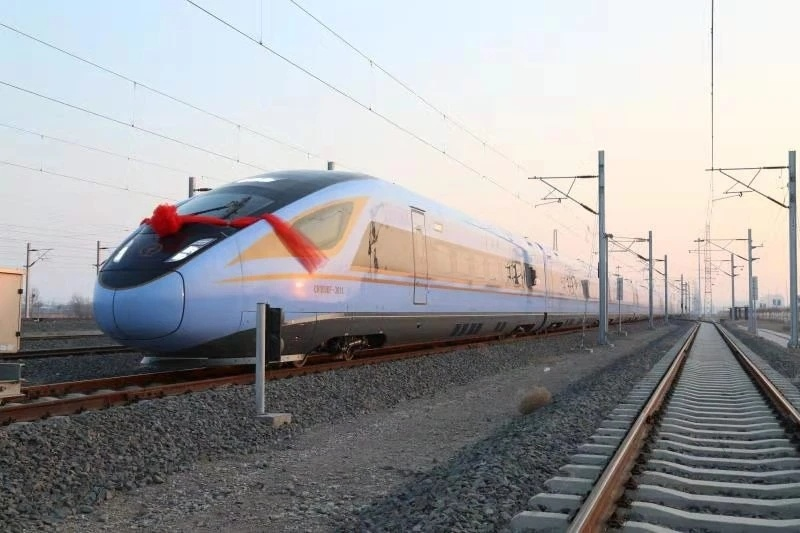 Ningxia joins nation's high-speed railway network
