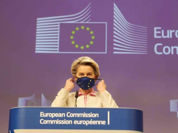 EU's von der Leyen says fair, balanced deal reached with UK