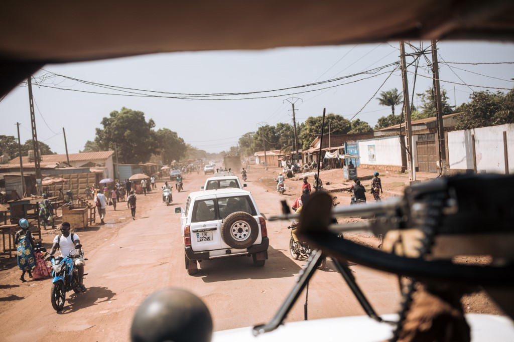 Three UN peacekeepers killed in C.Africa Republic ahead of national polls