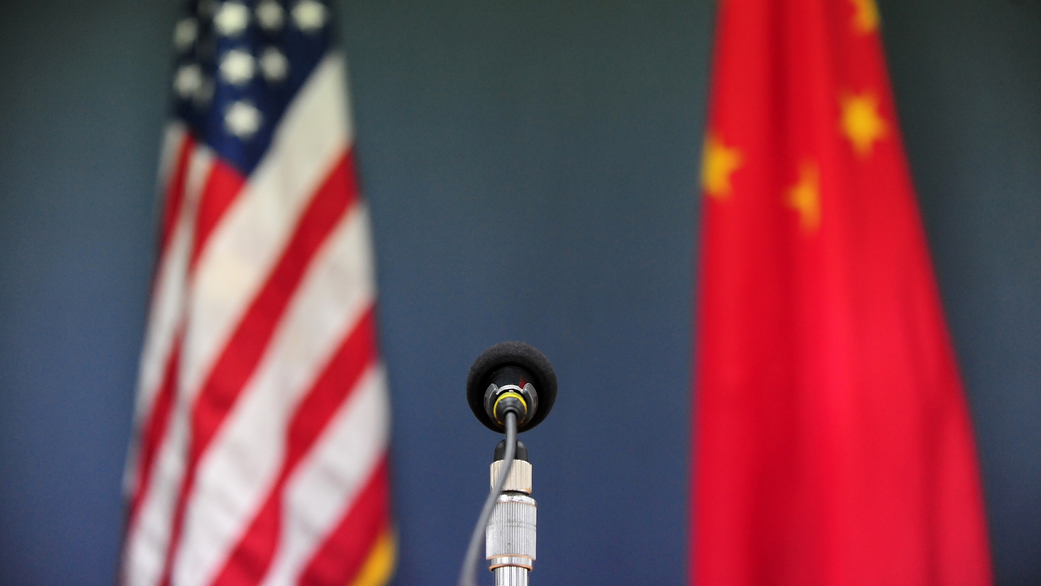 What is at the heart of China-US competition?