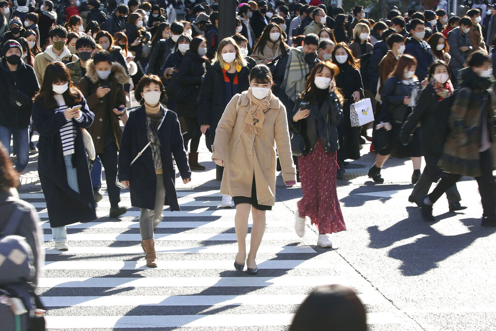Japan to ban all entry by foreigners from December 28, reports suggest