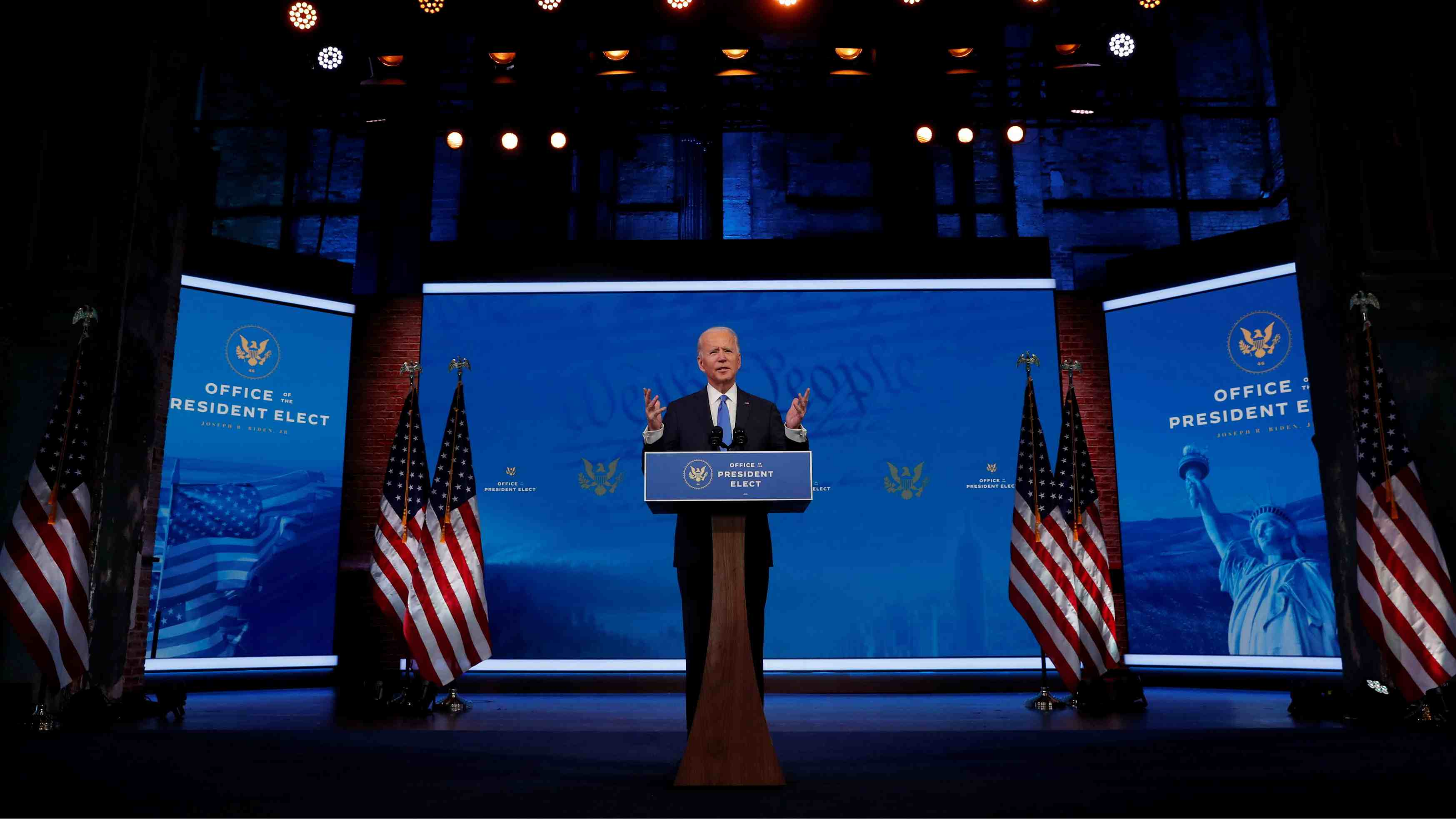 Biden warns of 'devastating consequences' of Trump's block on pandemic relief