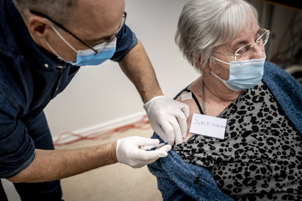 Denmark starts first batch of COVID-19 vaccinations