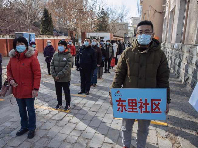 Beijing districts, companies to enter a state of emergency after sporadic COVID-19 cases found
