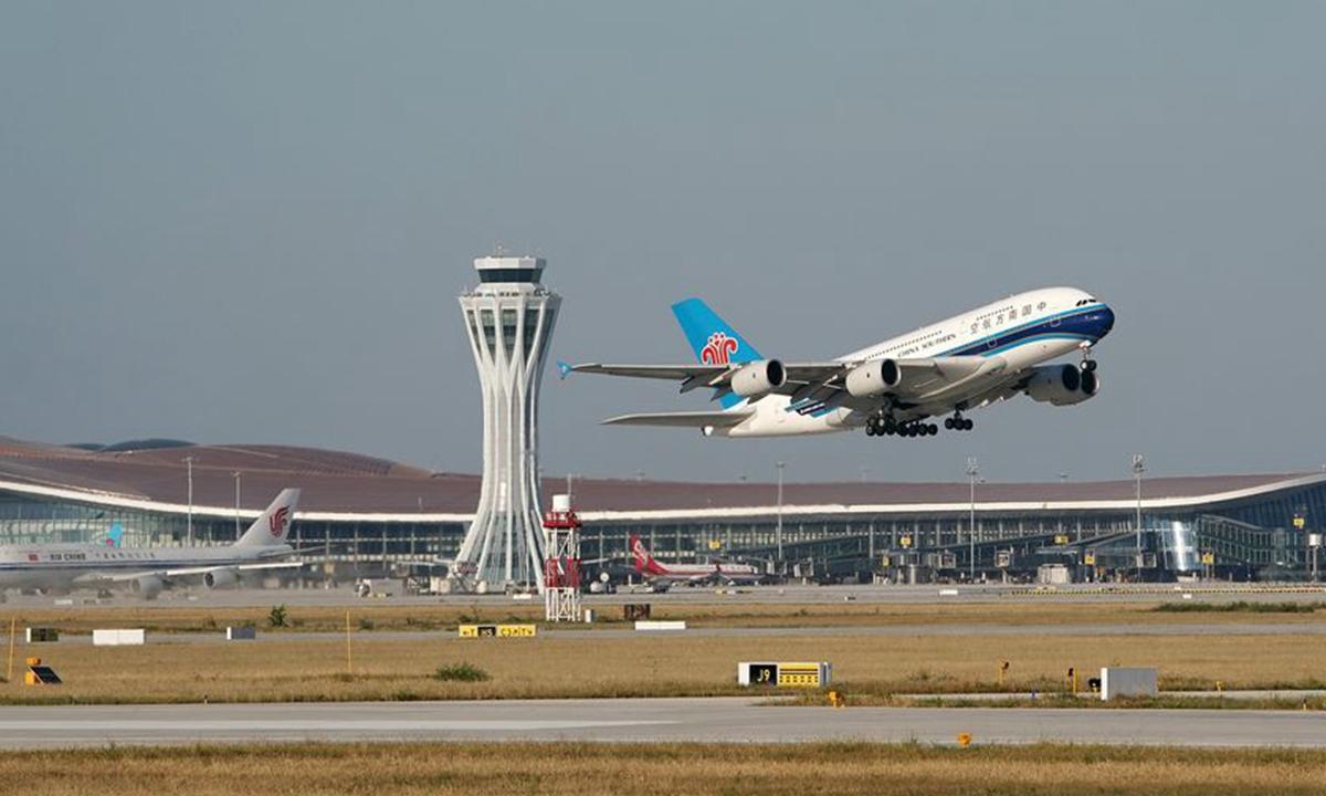 China suspends passenger flights with UK starting Monday