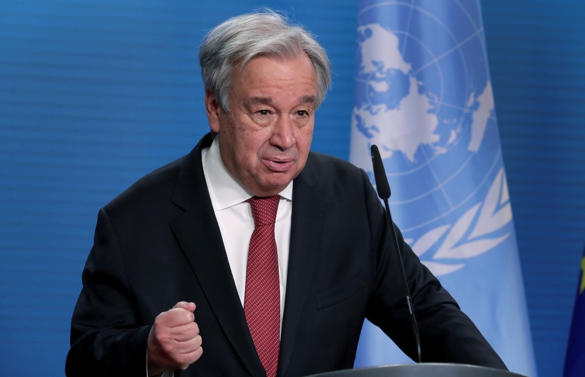 UN chief calls for peaceful elections in Niger