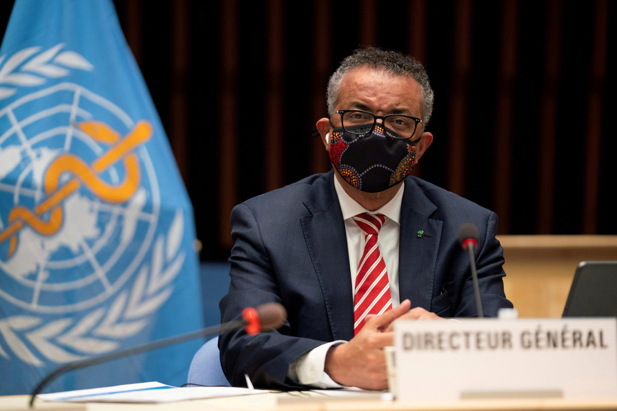New mindset needed to ward off next pandemic, says WHO chief