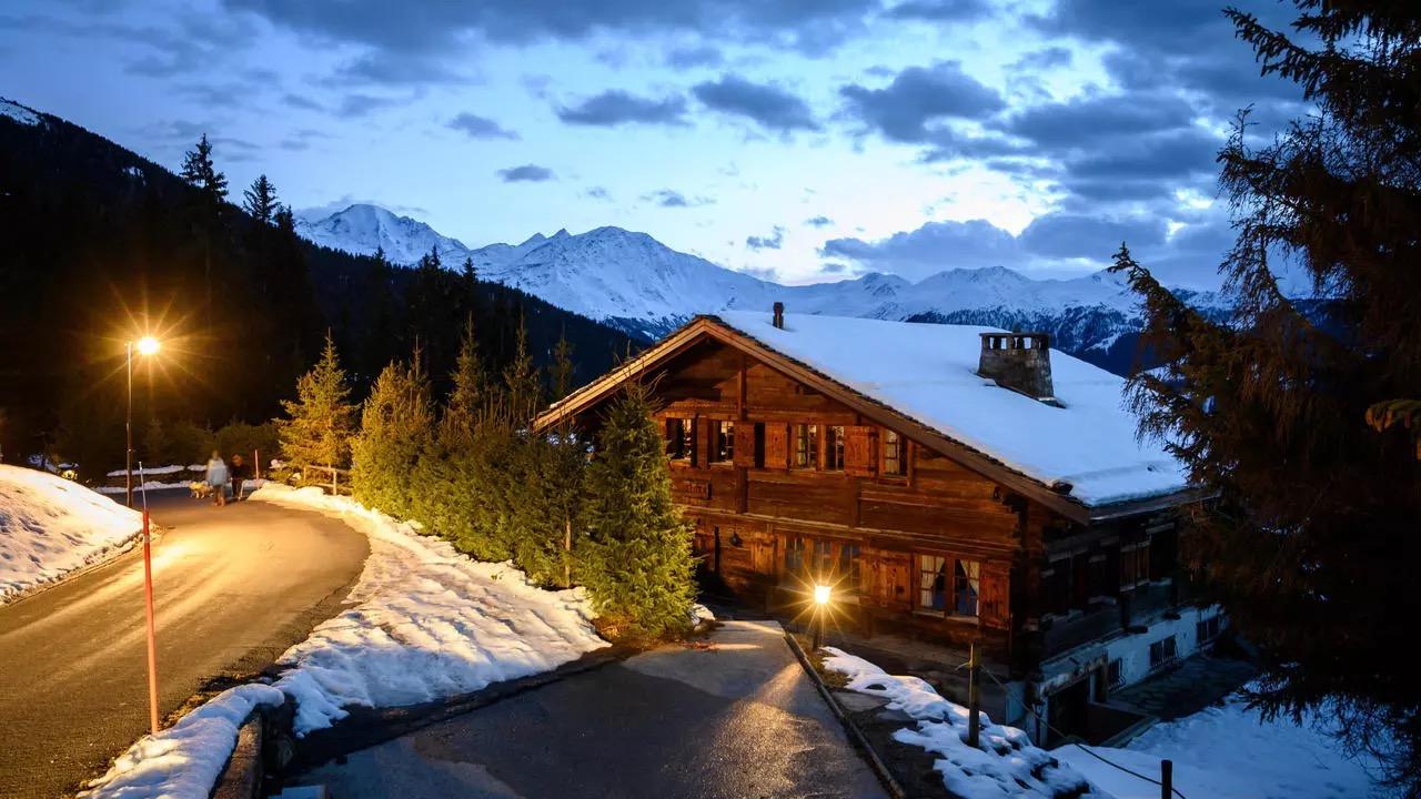 British tourists sneak out of Swiss ski resort