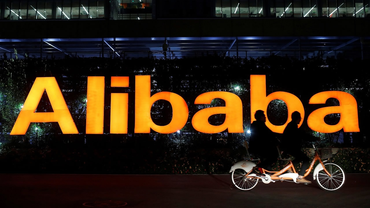 Alibaba shares plunge even as it increases share buybacks to $10 billion