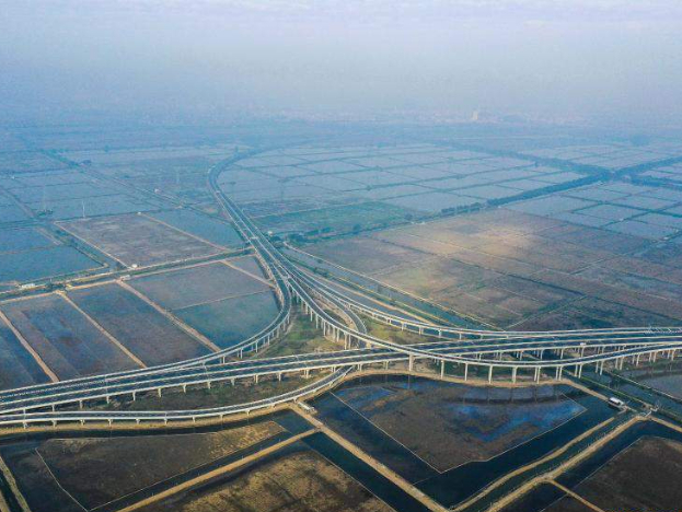 Chaoshan loop expressway opens to traffic