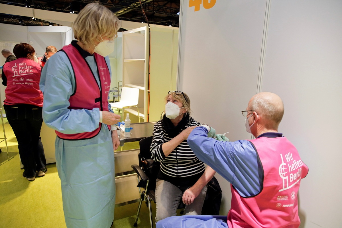 European countries start vaccinations against COVID-19, with hope to defeat virus