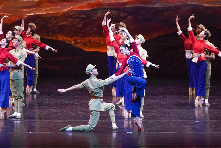 National Ballet premiere celebrates Party's 100th anniversary