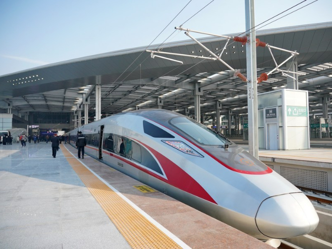 New railway links Beijing with 'city of future' for coordinated development