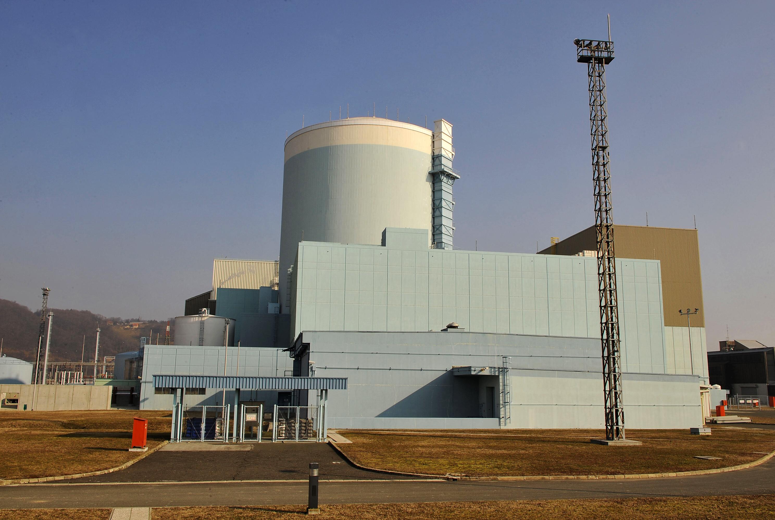 Slovenia nuclear plant shut after Croatia earthquake