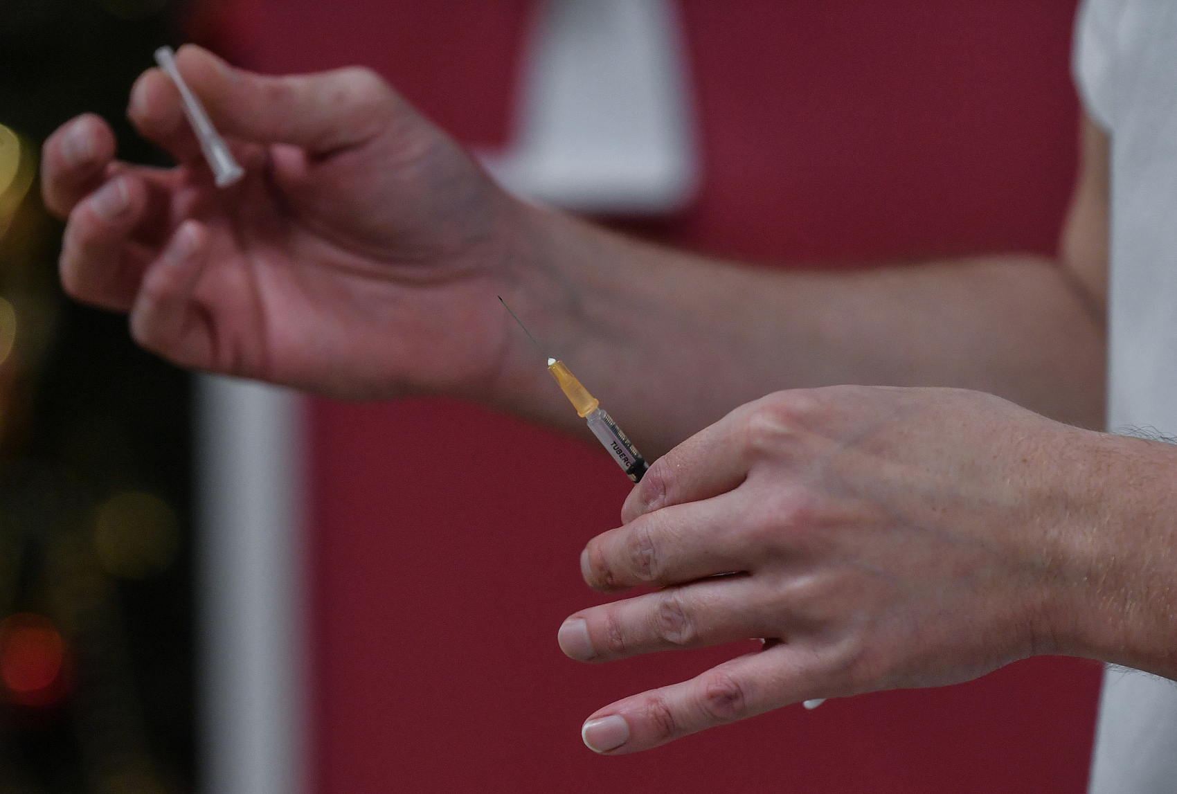 China's Wuhan begins emergency-use COVID-19 vaccination