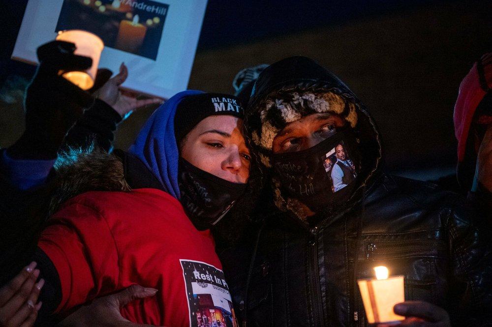 US police officer fired after killing unarmed Black man