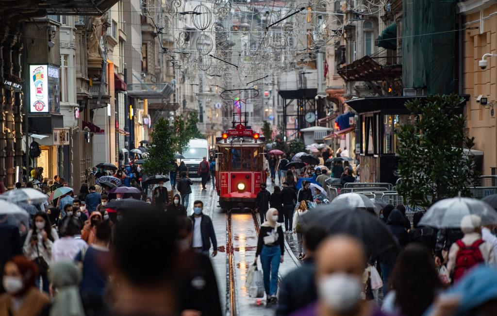 Turkish economy sees turbulence in 2020 amid COVID-19, management reshuffle