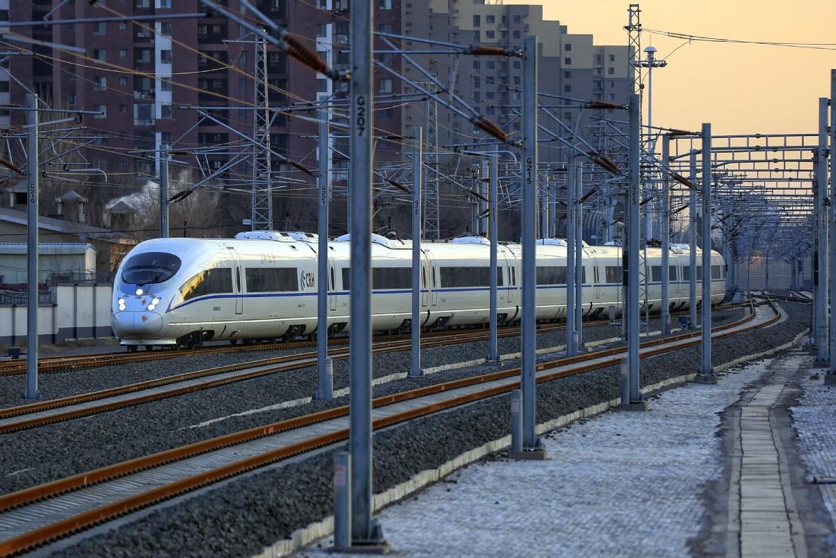 407m railway trips expected for Spring Festival travel rush