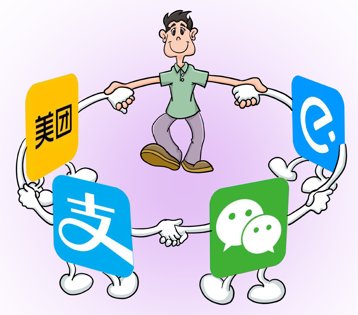 Internet firms told to stop monopolizing trade
