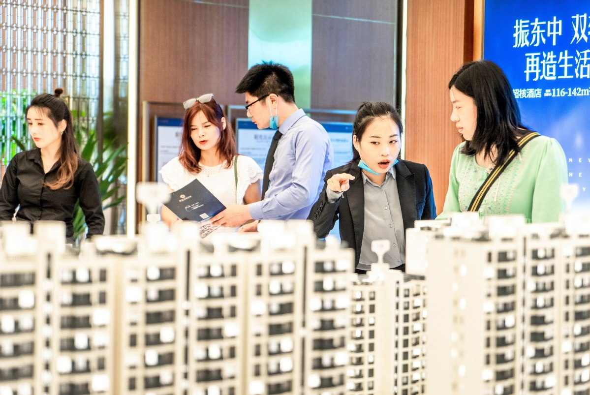 More control urged for foreign capital in property market
