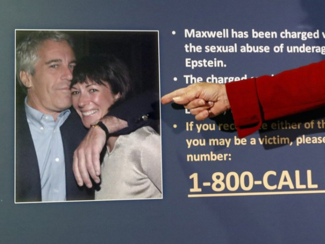Judge rejects Epstein associate Ghislaine Maxwell's bail bid