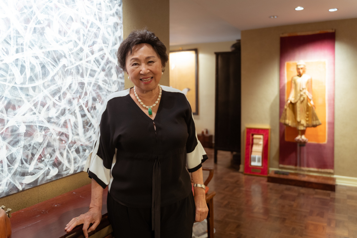 Shirley Young, ex-GM VP, patron of arts, dies at 85