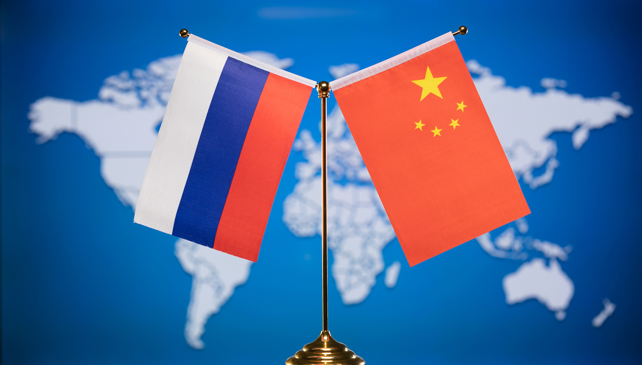 Close Sino-Russia relations is a saving grace in a wobbling world
