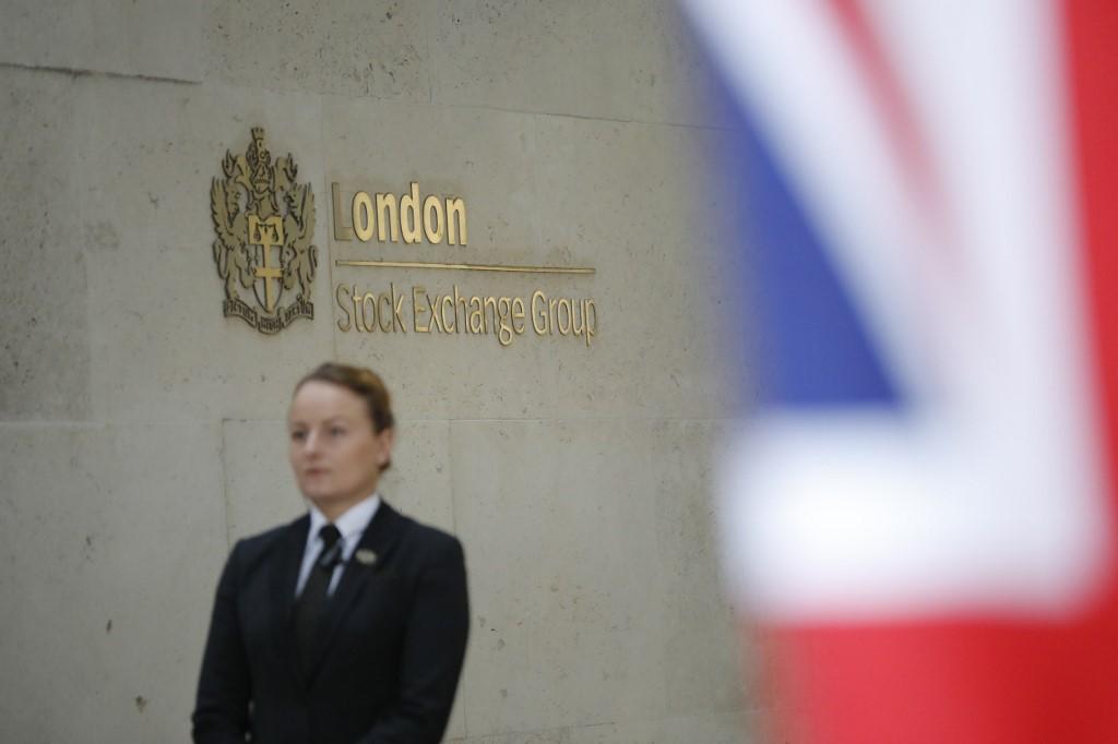 London stocks jump on Brexit deal; eurozone advances
