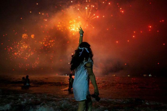 Rio de Janeiro to block beach access on New Year's Eve