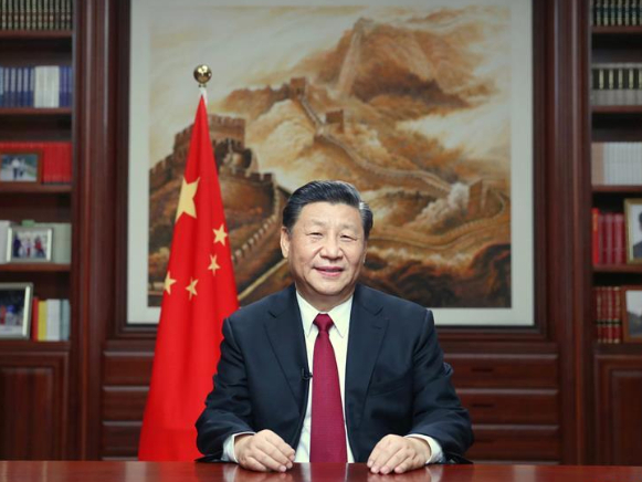 President Xi to give 2021 New Year speech