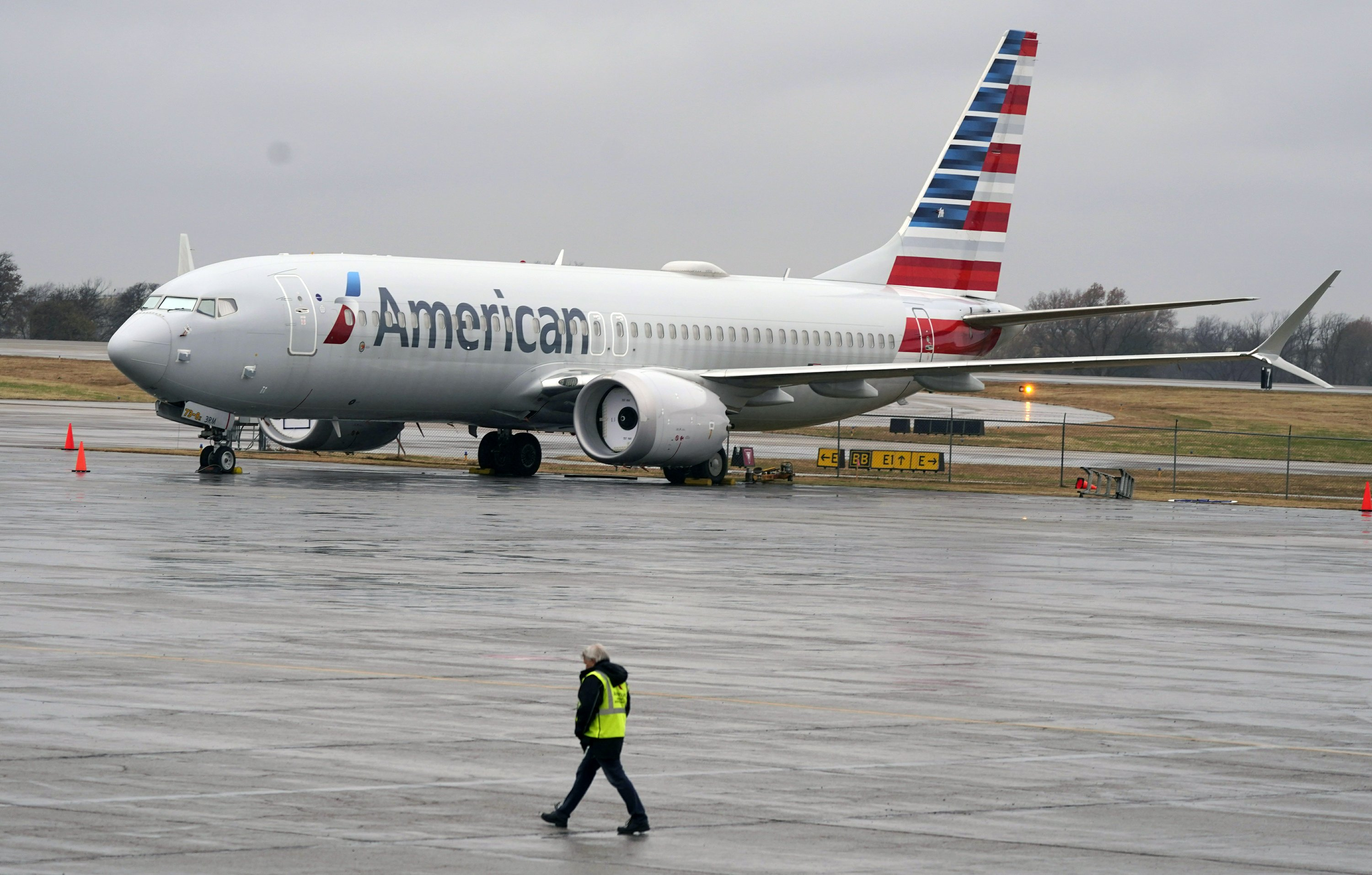 Boeing Max returns to US skies with first passenger flight