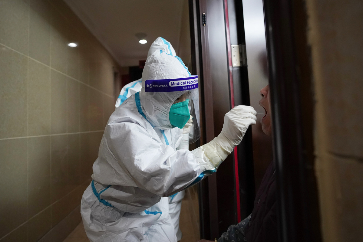 Virus situation calls for watchfulness: China Daily editorial