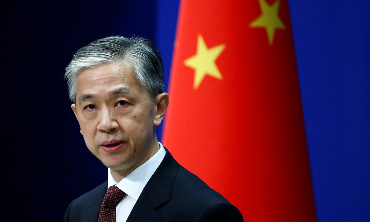 Pompeo's remarks interfere with China's internal affairs, judicial sovereignty: FM spokesperson