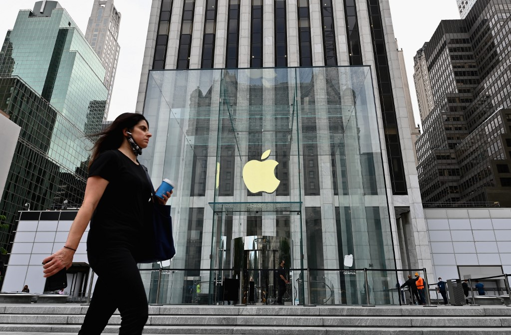 Apple loses copyright suit against security startup
