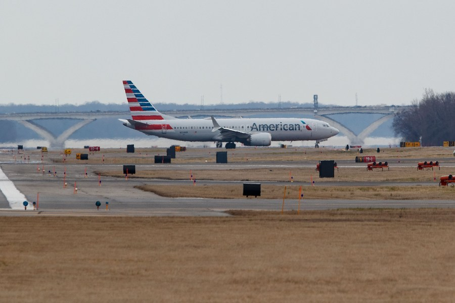 American Airlines resumes Boeing 737 Max commercial flight
