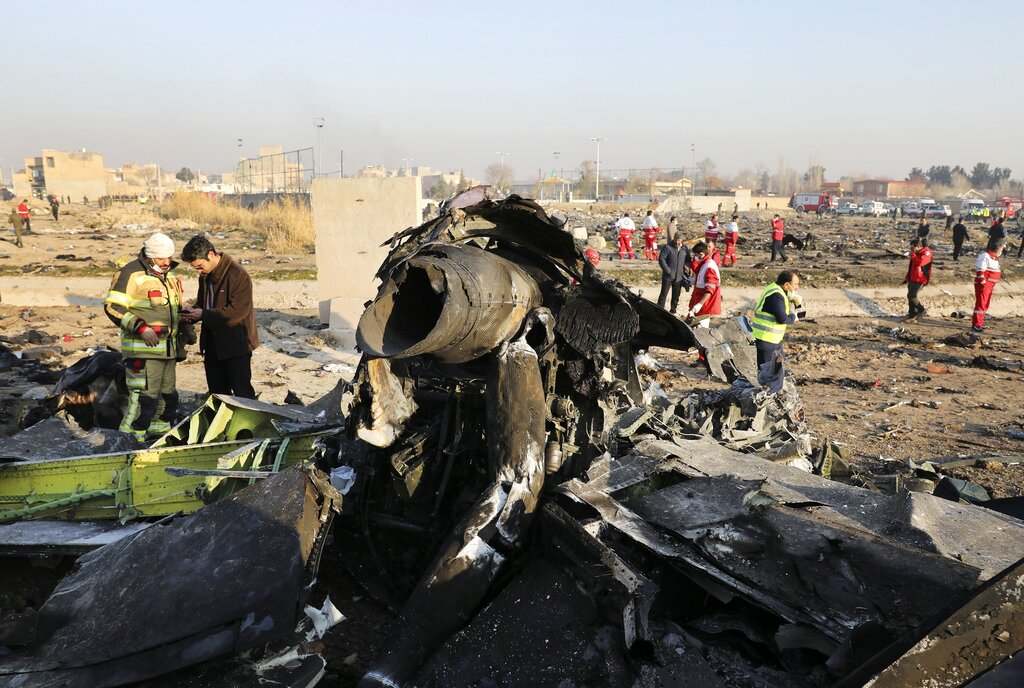 Iran allocates payment to families of Ukraine crash victims