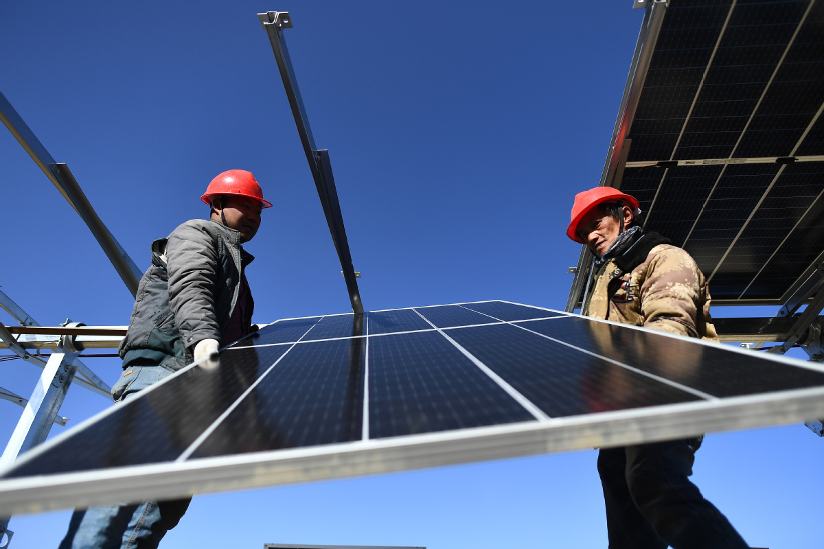 Renewables propel green economic growth