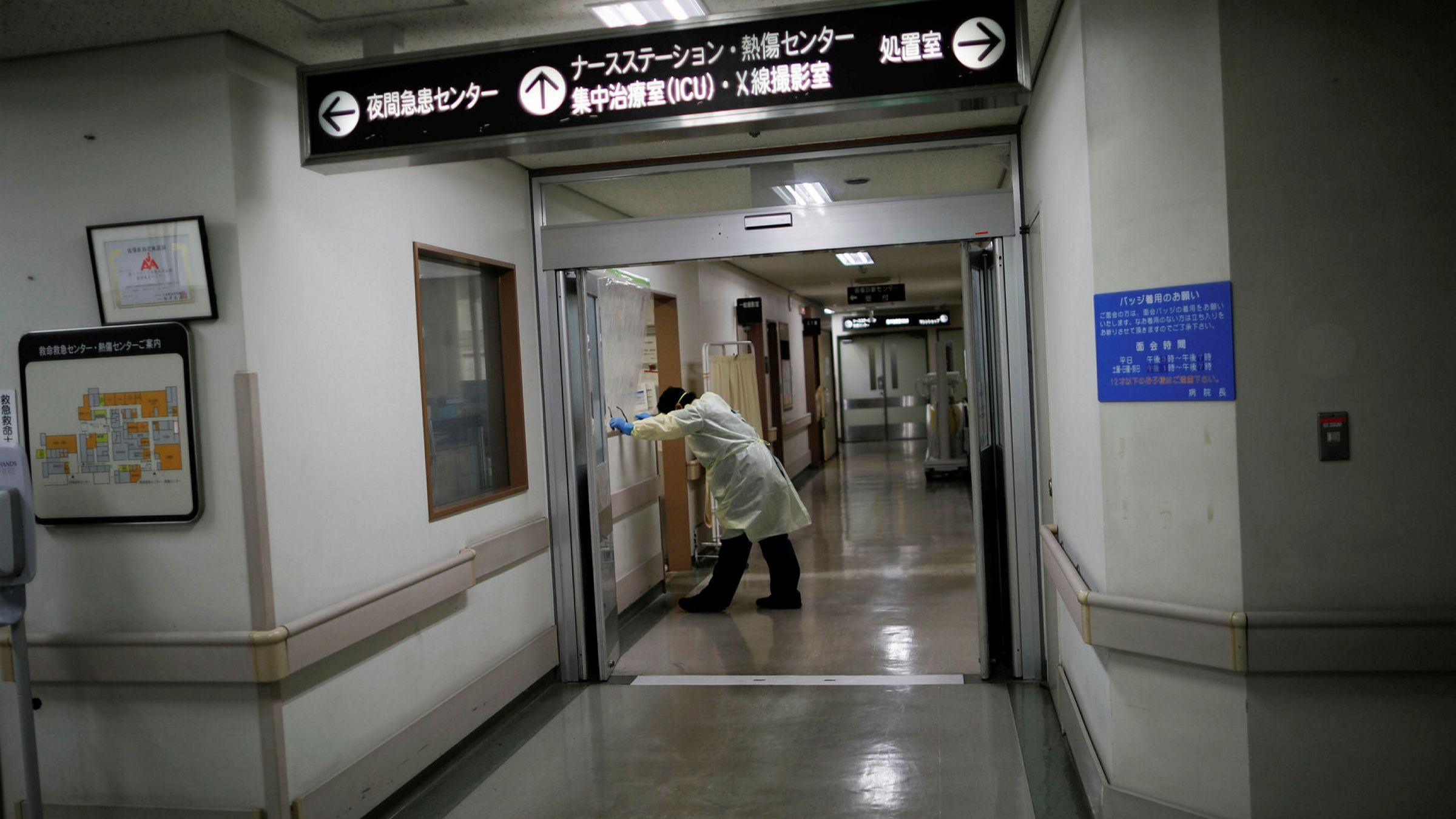 Tokyo's medical system enters 'critical stage' as COVID-19 cases climb