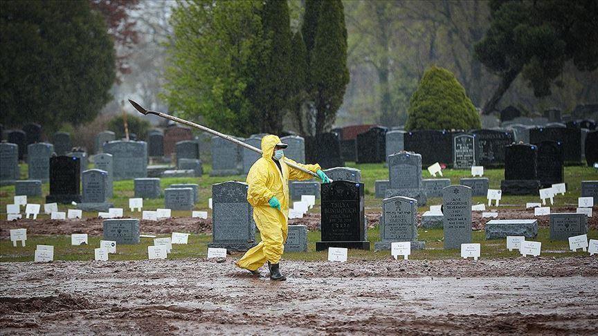 US COVID-19 deaths top 340,000: Johns Hopkins University