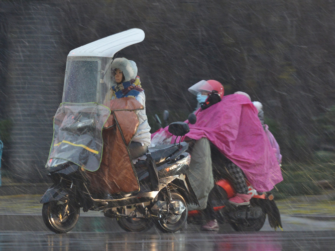 Experts predict chilly winter for China