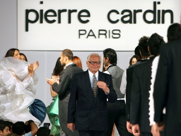 French fashion designer Pierre Cardin revered for inspiring China's haute couture